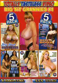5pk Big Tit Grannies 01 (disc)